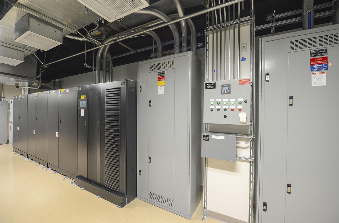 Data Center Electrical Systems For Mission Critical