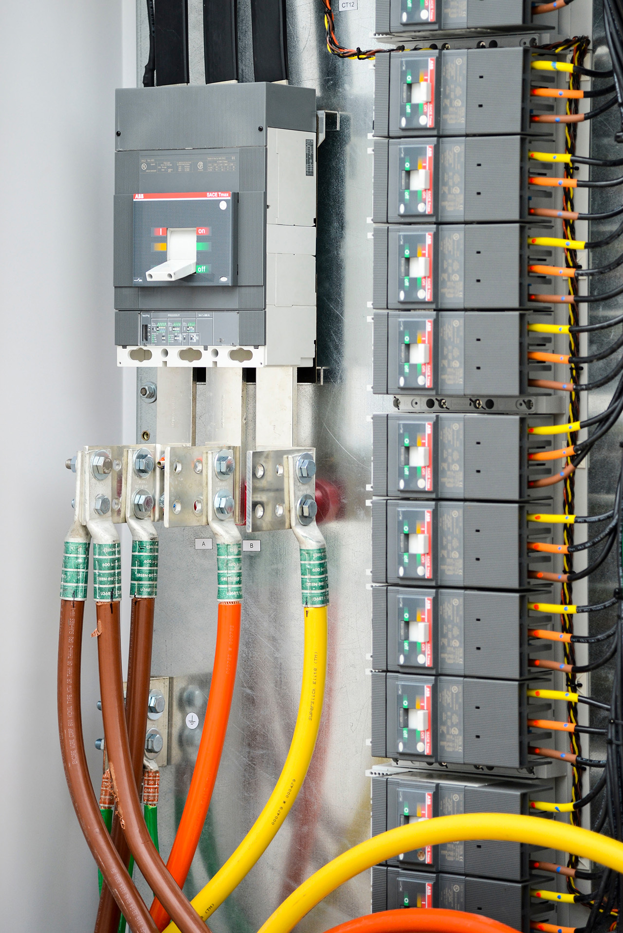 Data Center Electrical Systems for Mission Critical Facilities ...
